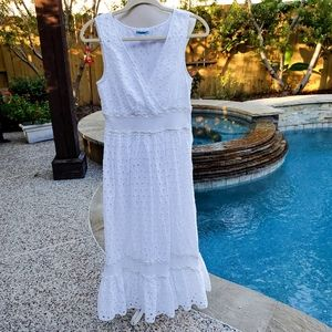 NWOT Anthropologie Leifnotes lace dress , 10